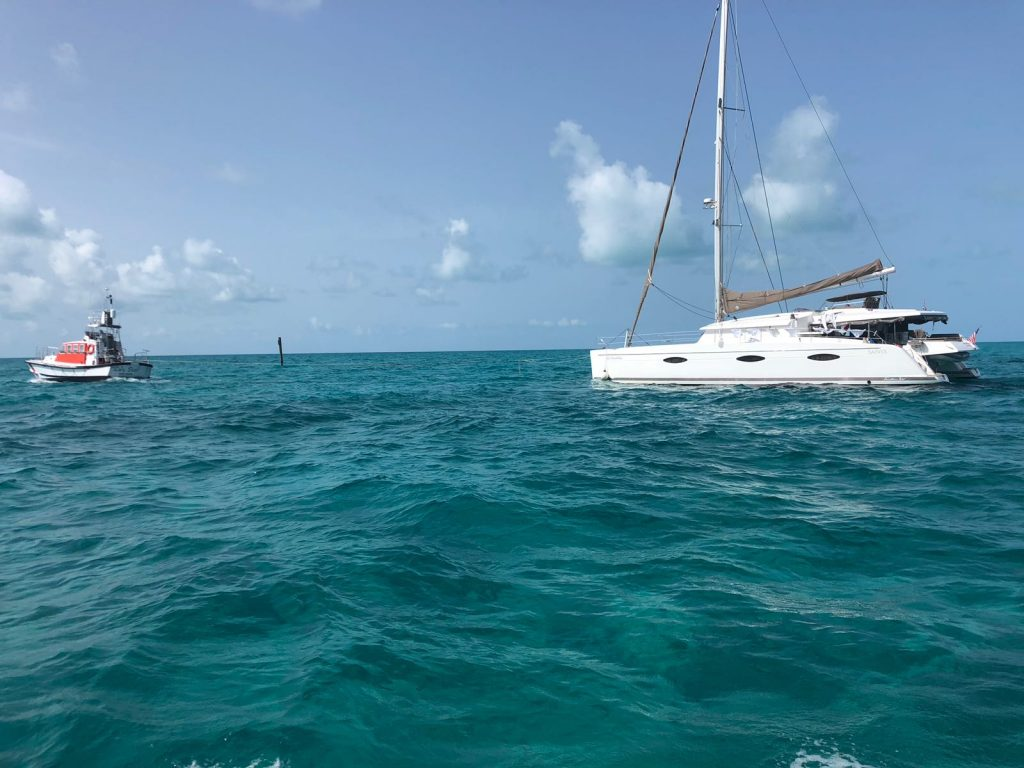 Tow and Salvage services in Bahamas